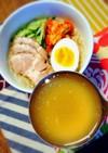 ダシダで♪冷麺スープ