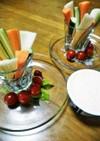 簡単❤時短❤お料理一年生スティックサラダ