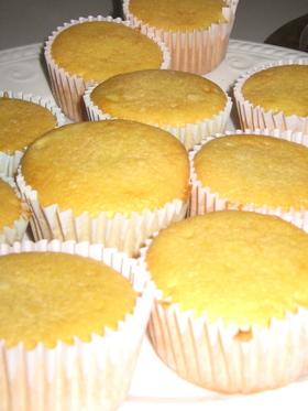#ヘルシー 林檎のカップケーキ @USA