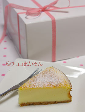 簡単☆混ぜるだけ♪チーズケーキ