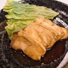 [筋肉メシ]鶏むね肉の生姜醤油漬け