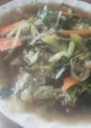 甘酢野菜炒め
