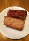 バナナパウンドケーキ小麦、卵乳大豆なし