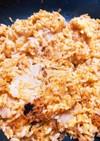 保温しすぎたご飯で簡単キムチチャーハン