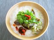 中華粥の写真