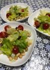 簡単!レタスサラダ