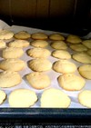 簡単おつまみ☆チーズクッキー