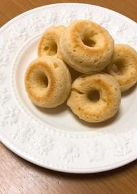 乳、卵アレ対応。焼きドーナツ&ワッフル