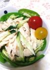 棒々鶏サラダ 簡単タレ
