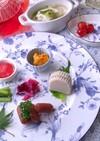 5月24日 献立 水餃子スープと常備菜