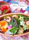 5月28日 サワラ西京漬け弁当 詰め方