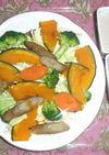 ヘルシー温野菜☆ソース2種♪