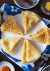 【離乳食後期】米粉のベビポタ野菜クレープ