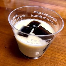 成城石井風♪コーヒーゼリー