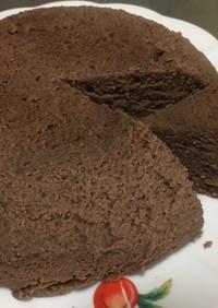 しっとりふわふわおからチョコ蒸しパン