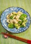 簡単!ブロッコリーの棒棒鶏サラダ