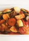 夏の常備菜 簡単なんちゃってラタトゥイユ