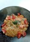 ★子ども大好き★鮭のトマトクリーム煮