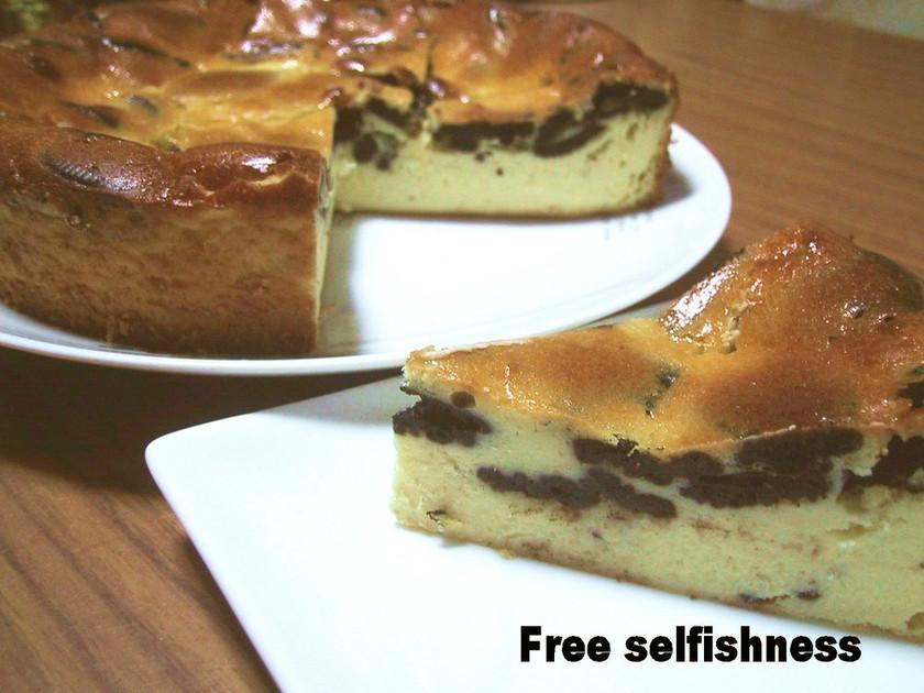 簡単!オレオチーズケーキ