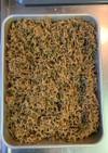 山椒の実とジャコの佃煮