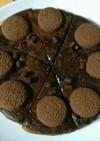 炊飯器で濃厚ガトーショコラ(簡単)