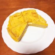 オーブンで食パンフレンチトースト