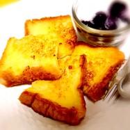 超簡単♪バニラアイスのフレンチトースト