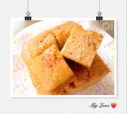 簡単♡いちご蒸しパンケーキ♡の写真