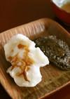 朝昼夕おやつ♪醤油マヨネーズ味のかき餅