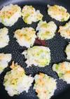 離乳食後期:鮭とブロッコリーのおやき
