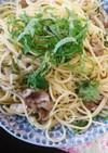 和風きのこスパゲティ