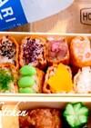 簡単カラフルミニいなり寿司