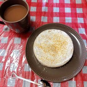 プロテイン蒸しパン(+おからパウダー)