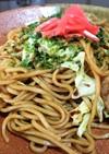 ☆トレロ☆もちもち麺☆昔風の焼きそば☆