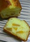 柑橘ピール入り米粉パウンドケーキ