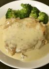 鶏肉のクリーム煮込み フリカッセドプーレ