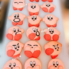 【可愛い】カービィ★クッキー