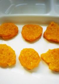 離乳食☆カボチャと豆腐のおやき