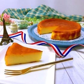 ワンボール♡簡単チーズケーキ