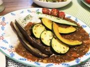 簡単スタミナ夏野菜カレーの写真