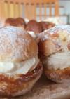 たこ焼き器で作る簡単ドーナツ