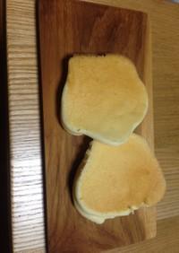 米粉のみ、BPも使わないパンケーキ