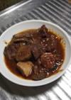 豚肩ロース肉のトロトロ赤ワイン煮込み