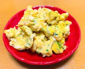 お弁当に♡青海苔スクランブルエッグ