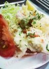 レンジでポテトサラダ♪