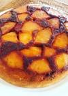 炊飯器 リンゴとバナナのカラメルケーキ
