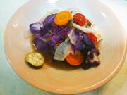 豚肉と野菜の白ワイン蒸しローズマリー風味の写真