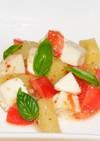 OMG!!トマトとキュウイのカプレーゼ