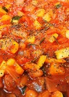 ローズマリー香る夏野菜の無限ラタトゥイユ