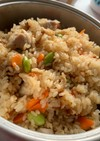 炊き込みご飯♡鶏飯